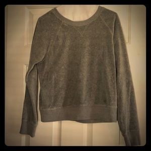 Fabulous Hollister M Swear Short Gray Soft